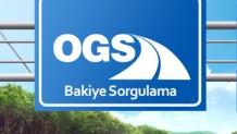 OGS Bakiye Sorgulama